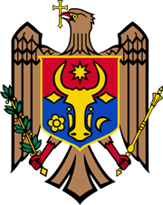 The Moldova Coat of Arms